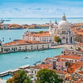 Wochenende in Venedig: 3 Tage im zentralen 3* Hotel mit Flug nur 97€