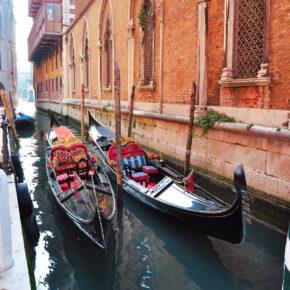 Wochenende auf mehr als 100 Inseln: 4 Tage Venedig mit zentralem 3* Hotel, Frühstück, Sekt & Flug nur 97€