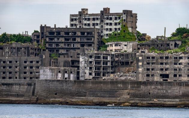 Geisterstadt Japan Hashima