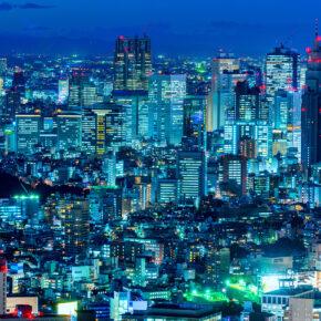 Japan Tokio Shinjuku