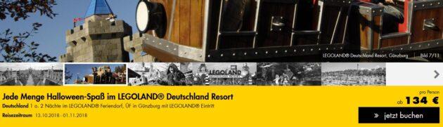 2 Tage Legoland