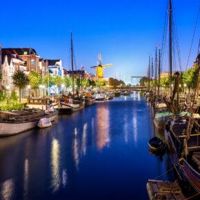 Niederlande: 3 Tage Rotterdam im guten 4* Hotel mit Frühstück & Retrozimmer nur 73€