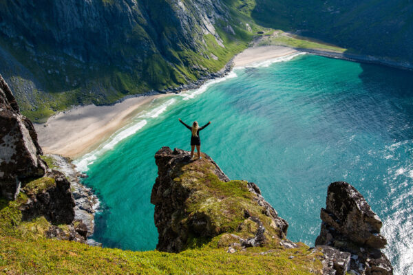 Norwegen Lofoten Little Hawaii