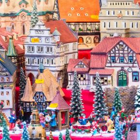 Weltbekannt: 3 Tage Nürnberger Weihnachtsmarkt mit 4* Hotel, Frühstück & Sauna ab 99€