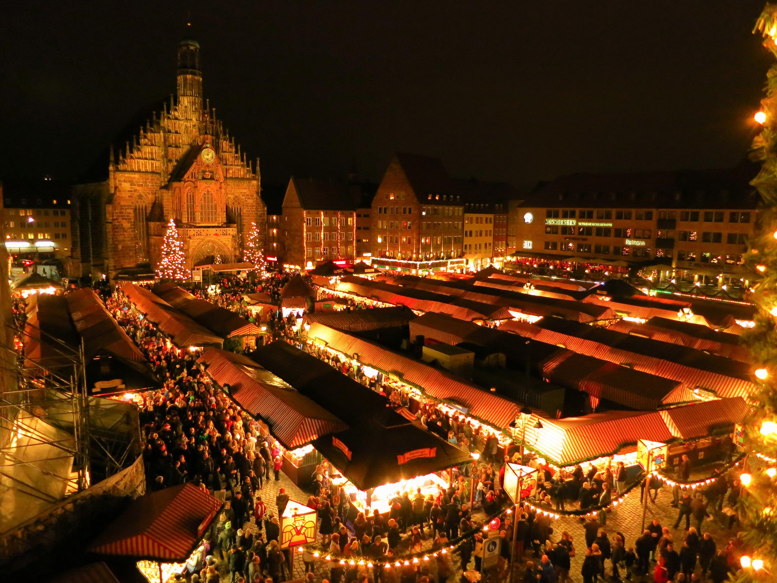 Weihnachtsmarkt Nürnberg.Auf Dem Nürnberger Christkindlesmarkt 2 Tage Im Top 4 Hotel Mit