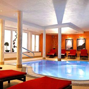 Wellness-Kurztrip: 3 Tage Tirol im 4* Hotel mit Verwöhnpension ab 99€