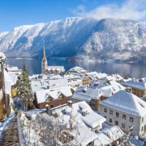 Idyllisches Wochenende: 3 Tage in Hallstatt im 4* Hotel mit HP & Wellness nur 164€