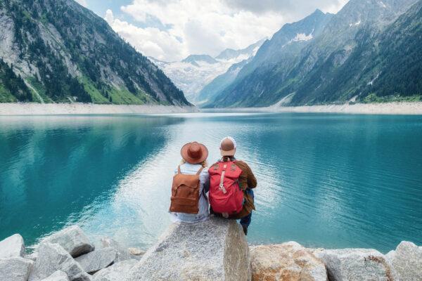Aktivurlaub in den Alpen