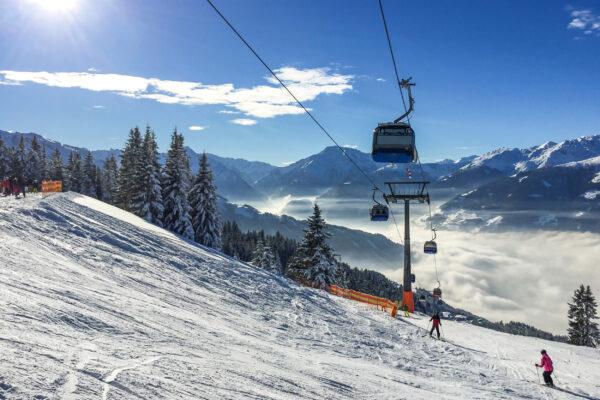 Österreich Sölden Gurgl