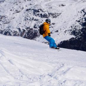 Wochenende in Sölden: 3 Tage Winterspass mit eigenem Apartment für 77€
