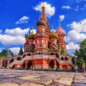 Russland Tipps: Die schönsten Reiseziele auf einen Blick
