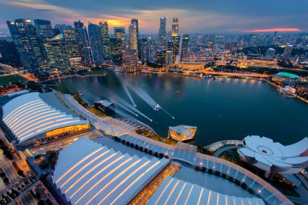 Singapur Business District