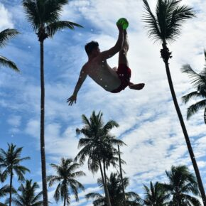 Slip N Fly Koh Phangan: Der spektakulärste Flug Eures Lebens