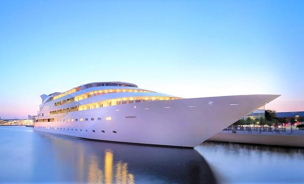 Sunborn Yacht Aussen