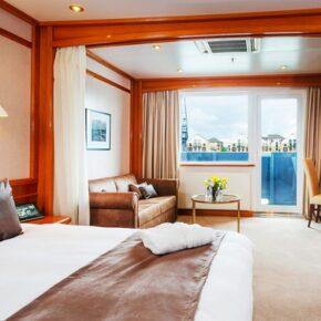 Sunborn Yacht Zimmer