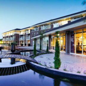 Wellness in der Therme Bussloo: 2 Tage im TOP 4* Hotel mit Frühstück & Spa für 70€