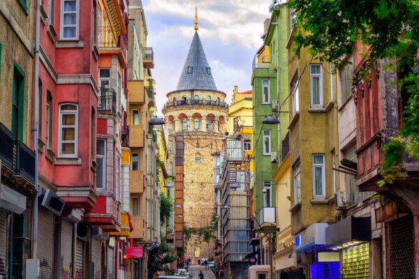 Türkei Istanbul Altstadt