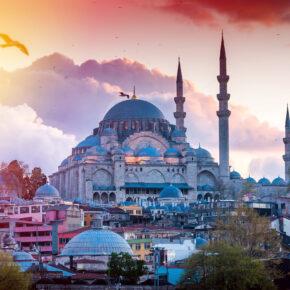 Langes Wochenende in Istanbul: 5 Tage im 5* Hotel mit Flug nur 197€