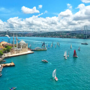 Langes Wochenende in Istanbul: 4 Tage im zentralen TOP 4* Hotel mit Flug nur 174€