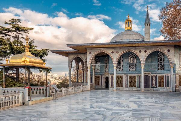 Türkei Istanbul Palast