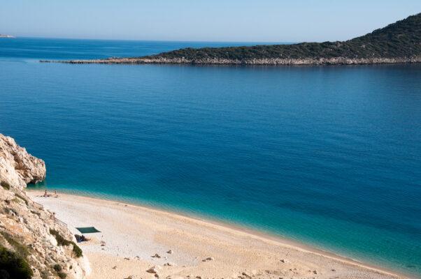 Türkei Riviera Sandstrand