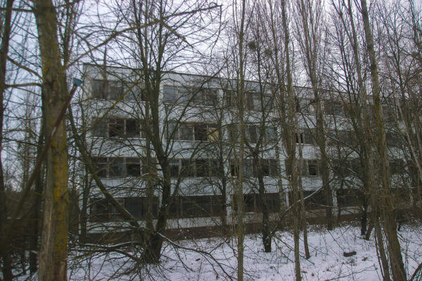 Geisterstadt Ukraine Prypjat