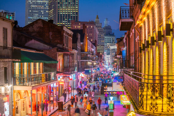 USA New Orleans Tipps