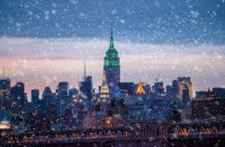Christmas-Shopping in New York: 7 Tage mit zentralem Hotel in Manhattan & Flug nur 604€