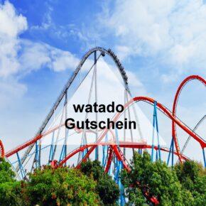 watado Gutschein: Spart [v_value] auf Euren nächsten Freizeitpark-Besuch!