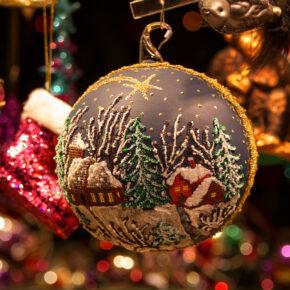 Weihnachtsmarkt in Ulm: 3 Tage am Wochenende im TOP 4* Hotel mit Frühstück, Wellness & Extras nur 149€