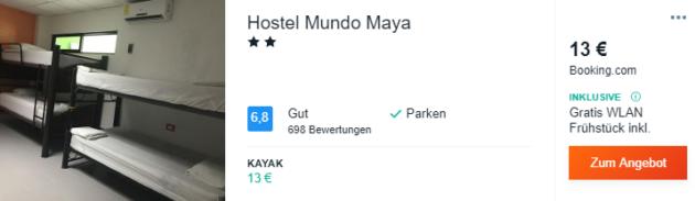 10 Tage Mexiko Hotel
