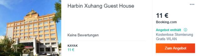 14 Tage China Hotel