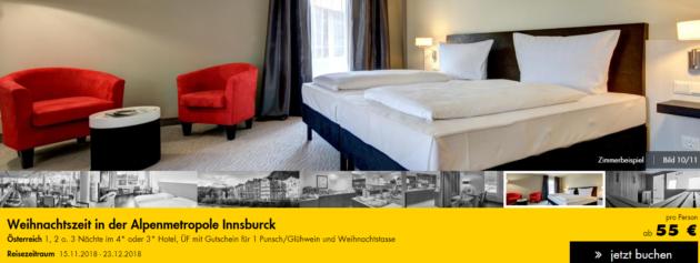 2 Tage Innsbruck