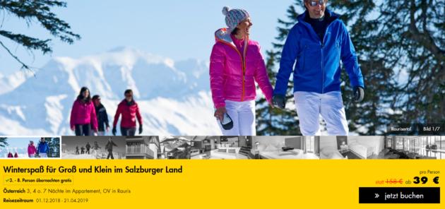 3 Tage Salzburger Land
