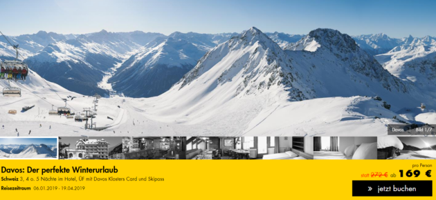 4 Tage Davos
