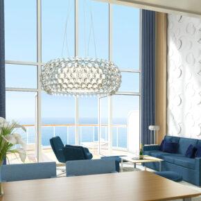 AIDAnova Penthouse Suite / nur redaktionell