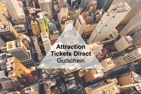 Attraction Tickets Gutschein