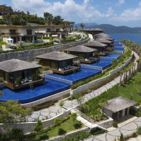 The Bodrum by Paramount Bungalows