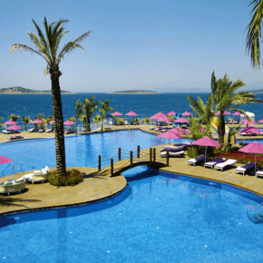 The Bodrum by Paramount Pool