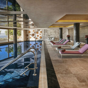 The Bodrum by Paramount Spa
