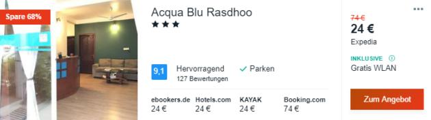 Acqua Blu Resort