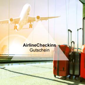 AirlineCheckins Gutschein: Spart 10% auf Eure WLAN-Flatrate in der Luft