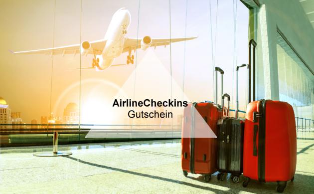 AirlineCheckins Gutschein