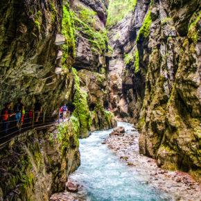 Wochenende in der Natur: 2 Tage nahe der Partnachklamm mit 3* Hotel & Frühstück nur 40€
