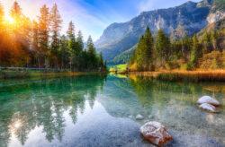 Wochenende in Bayern: 2 Tage an den Hintersee mit toller Unterkunft nur 30€