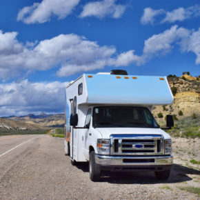 Camper Roadtrip