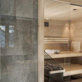Charlet Bergwiesenglueck Sauna