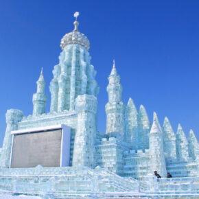 Winterwunderland in China: 14 Tage Harbin zum Eisfestival mit Hotel, Frühstück & Flug nur 543€