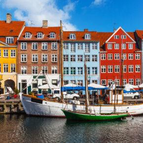 Ab nach Dänemark: Super günstige Flüge nach Kopenhagen nur 5€