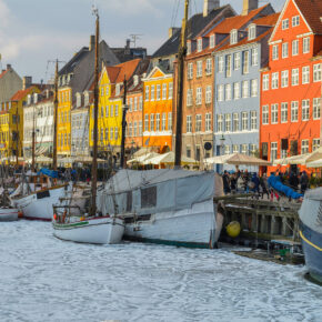 Kopenhagen: Tagestrip mit Hin- & Rückflügen für 28€